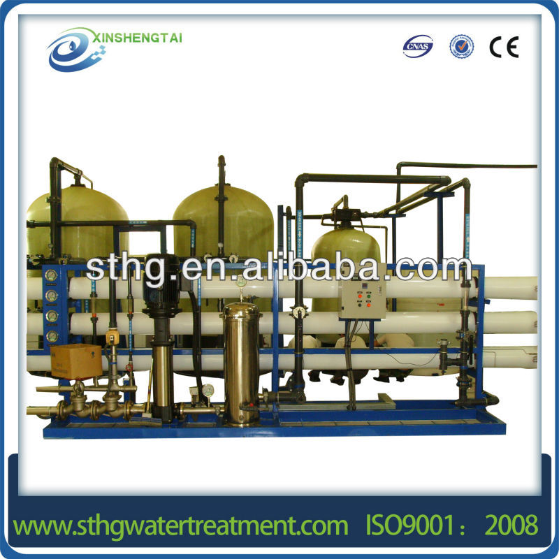actory of industrial commercial water purification system water purification machine